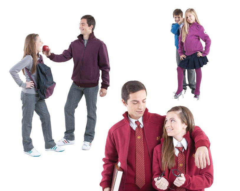 училищни униформи, сучъри